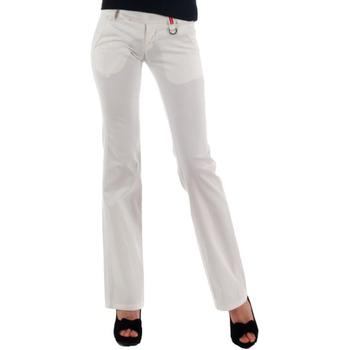 Textil Ženy Kalhoty Phard PHA00003 Blanco