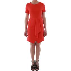 Textil Ženy Krátké šaty Rinascimento 20/16_CORALLO Coral