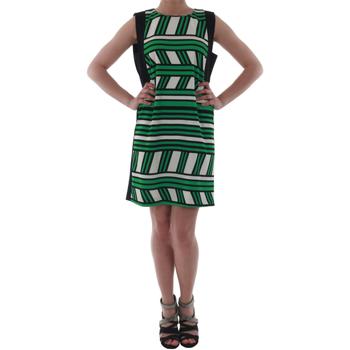 Textil Ženy Krátké šaty Rinascimento 263023_VERDE Verde