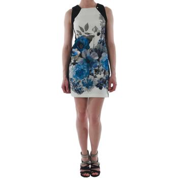 Textil Ženy Krátké šaty Rinascimento NUI_BLU_CINA Negro
