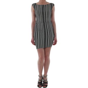 Textil Ženy Krátké šaty Rinascimento 2013/16_NERO Negro