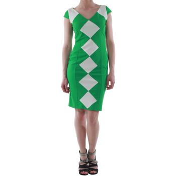 Textil Ženy Krátké šaty Rinascimento 241012/VERDE Verde