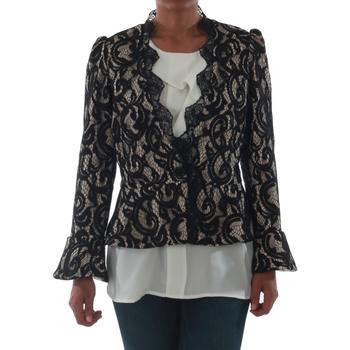 Textil Ženy Saka / Blejzry Rinascimento 7643_BEIGE Negro