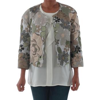 Textil Ženy Saka / Blejzry Rinascimento 82012_VERDE Verde