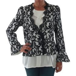 Textil Ženy Saka / Blejzry Rinascimento 7643_BIANCO Blanco