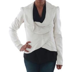 Textil Ženy Saka / Blejzry Rinascimento 7690_BIANCO Blanco