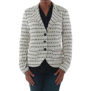 Textil Ženy Saka / Blejzry Rinascimento 182023_BIANCO Blanco roto