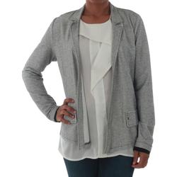 Textil Ženy Saka / Blejzry Rinascimento PE450_NERO Plateado
