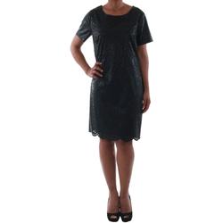 Textil Ženy Krátké šaty Rinascimento 14007_NERO Negro