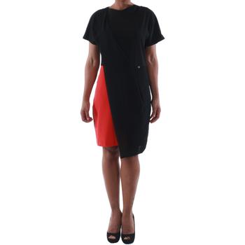 Textil Ženy Krátké šaty Rinascimento MIRANDA_ROSSO Negro