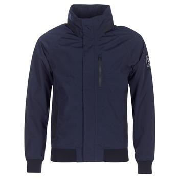 Textil Muži Bundy Aigle 54 BLOUSON Tmavě modrá