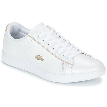 Boty Ženy Nízké tenisky Lacoste CARNABY EVO 118 6 Bílá