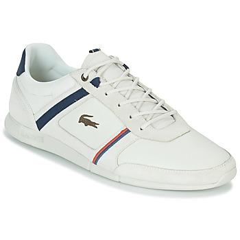 Boty Muži Nízké tenisky Lacoste MENERVA 118 1 Bílá