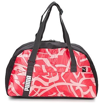 Puma Sportovní tašky CORE ACTIVE SPORTSBAG M - Růžová