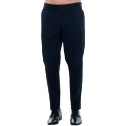 Textil Muži Oblekové kalhoty Jack & Jones 12120552 JPRBONO TROUSER DARK NAVY Azul marino