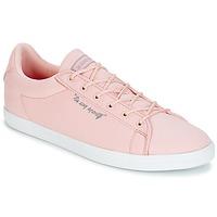 Boty Ženy Nízké tenisky Le Coq Sportif AGATE LO CVS/METALLIC Růžová