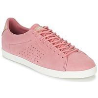 Boty Ženy Nízké tenisky Le Coq Sportif CHARLINE SUEDE Růžová
