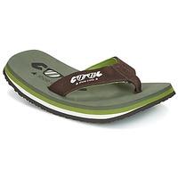 Boty Muži Žabky Cool shoe ORIGINAL Khaki / Hnědá