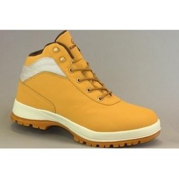 Boty Muži Kotníkové boty Expander 9WL6020 béžový