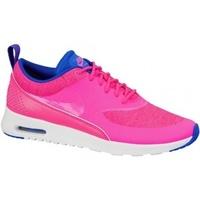 Boty Ženy Nízké tenisky Nike Air Max Thea Prm Wmns růžová