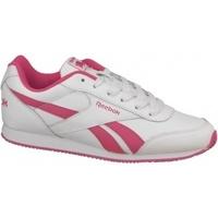 Boty Děti Multifunkční sportovní obuv Reebok Sport Royal CL Jogger 2 bílá