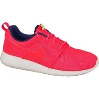 Boty Ženy Multifunkční sportovní obuv Nike Roshe One Moire Wmns červená