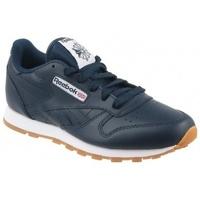 Boty Děti Multifunkční sportovní obuv Reebok Sport Classic Lth modrá