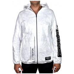 Textil Muži Bundy adidas Originals PROMO TYVEK FZ NMD bílá