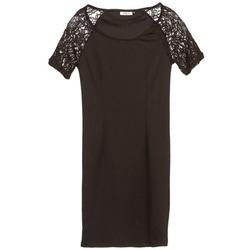 Textil Ženy Krátké šaty Only DIVA Černá