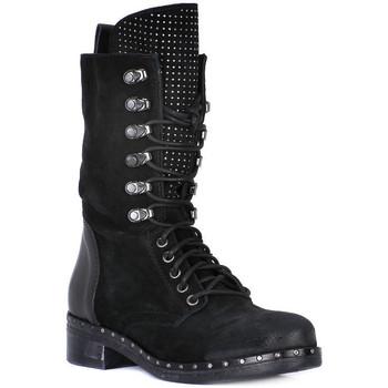 Boty Ženy Kozačky Juice Shoes TACCO BLACK Nero