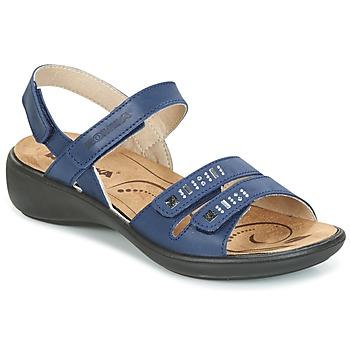 Boty Ženy Sandály Romika IBIZA 86 Modrá