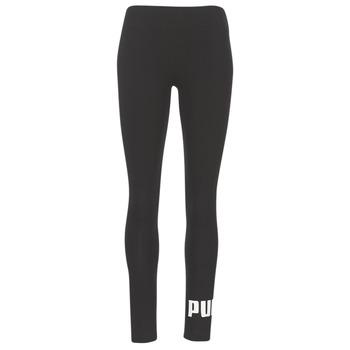Textil Ženy Legíny Puma ESS NO.1 LEGGINGS W Černá