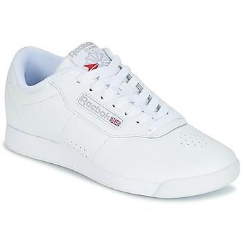 b2983603ae85 Boty Ženy Nízké tenisky Reebok Classic PRINCESS Bílá