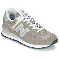 Boty Nízké tenisky New Balance ML574 Šedá