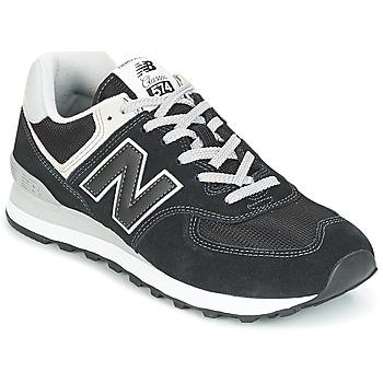 Boty Muži Nízké tenisky New Balance ML574 Černá