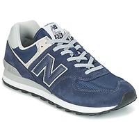 Boty Nízké tenisky New Balance ML574 Modrá