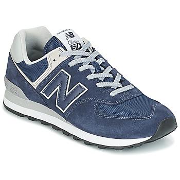 Boty Muži Nízké tenisky New Balance ML574 Modrá