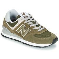 Boty Nízké tenisky New Balance ML574 Zelená
