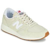 Boty Ženy Nízké tenisky New Balance WRL420 Béžová
