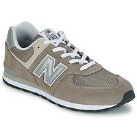 Boty Děti Nízké tenisky New Balance 574 Šedá