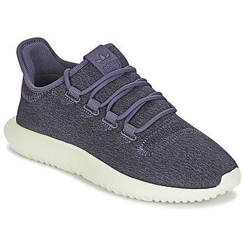 Boty Ženy Nízké tenisky adidas Originals TUBULAR SHADOW W Fialová