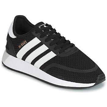 Boty Nízké tenisky adidas Originals INIKI RUNNER CLS Černá