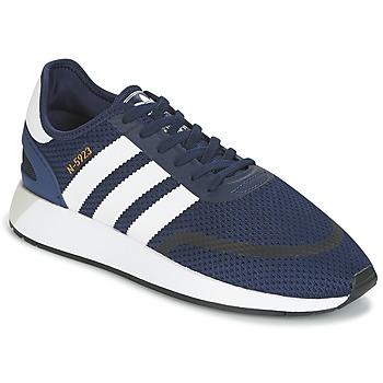 Boty Nízké tenisky adidas Originals INIKI RUNNER CLS Tmavě modrá
