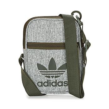 Taška Malé kabelky adidas Originals FESTIVAL BAG Šedá / Černá