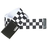 Textilní doplňky Muži Pásky Vans DEPPSTER II Černá / Bílá