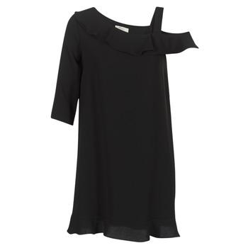 Textil Ženy Krátké šaty Betty London INITTE Černá