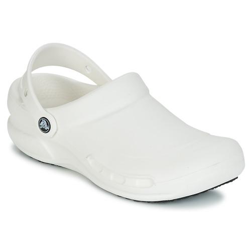 Boty Pantofle Crocs BISTRO Bílá