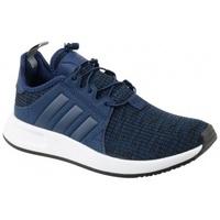 Boty Děti Nízké tenisky adidas Originals X_PLR J modrá
