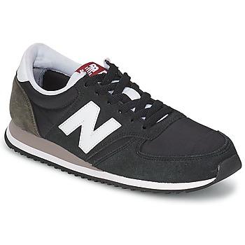 Boty Nízké tenisky New Balance U420 Černá
