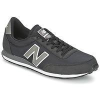 Boty Nízké tenisky New Balance U410 Černá
